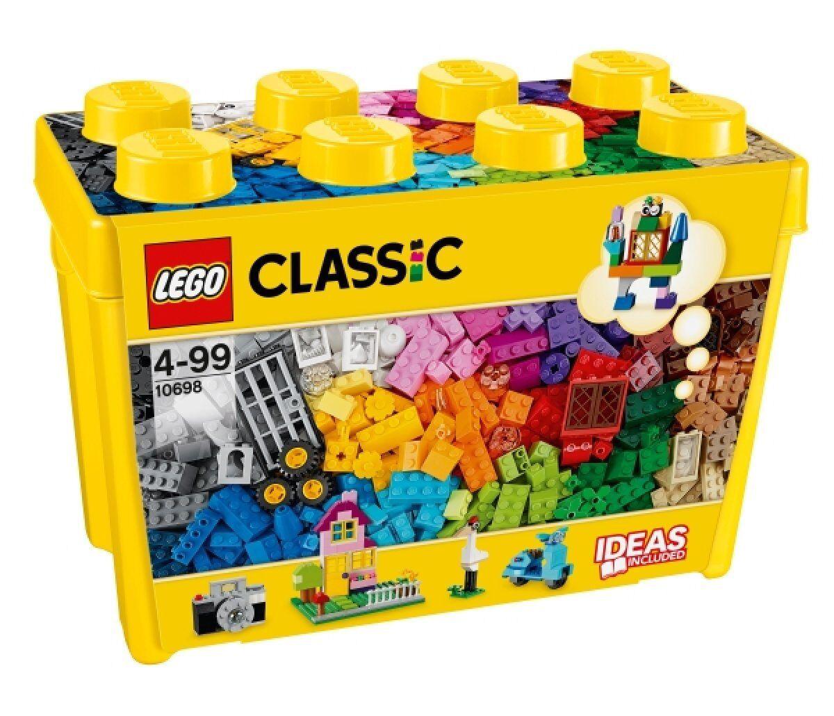 LEGO Classic 10698 Grands Blocs De Construction-Boîte Construction-Boîte Construction-Boîte Briques Lego bacd8e