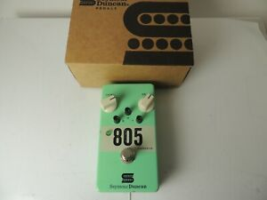 Seymour Duncan 805 Overdrive Effects Pedal OD Free USA Shipping
