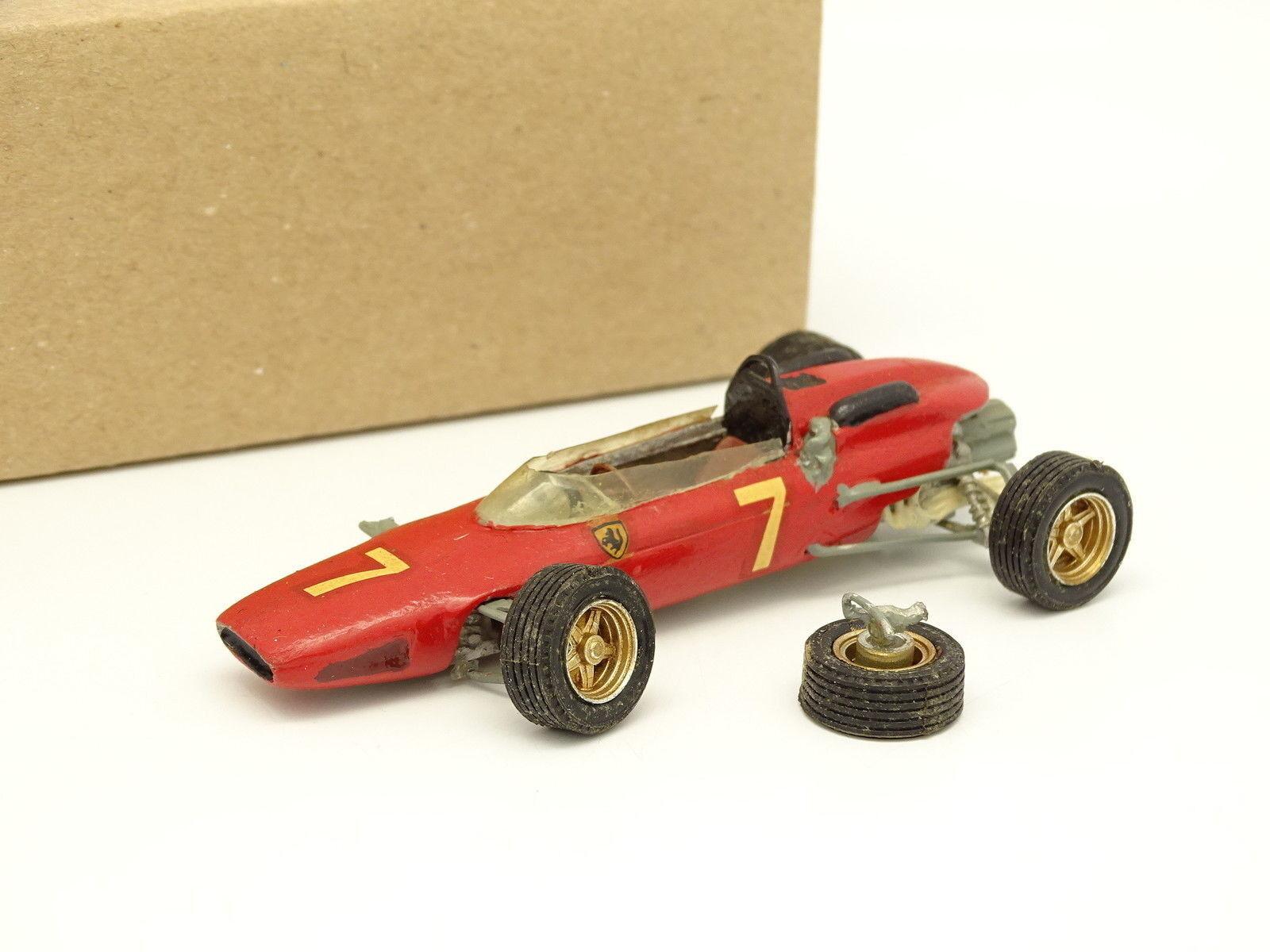 John Day Kit Métal Monté 1 43 - Ferrari 158 F1