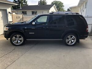 2008 Ford Explorer Limited- Mechanic Special