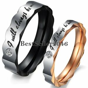 Image Is Loading Stainless Steel 034 I Will Always Be With