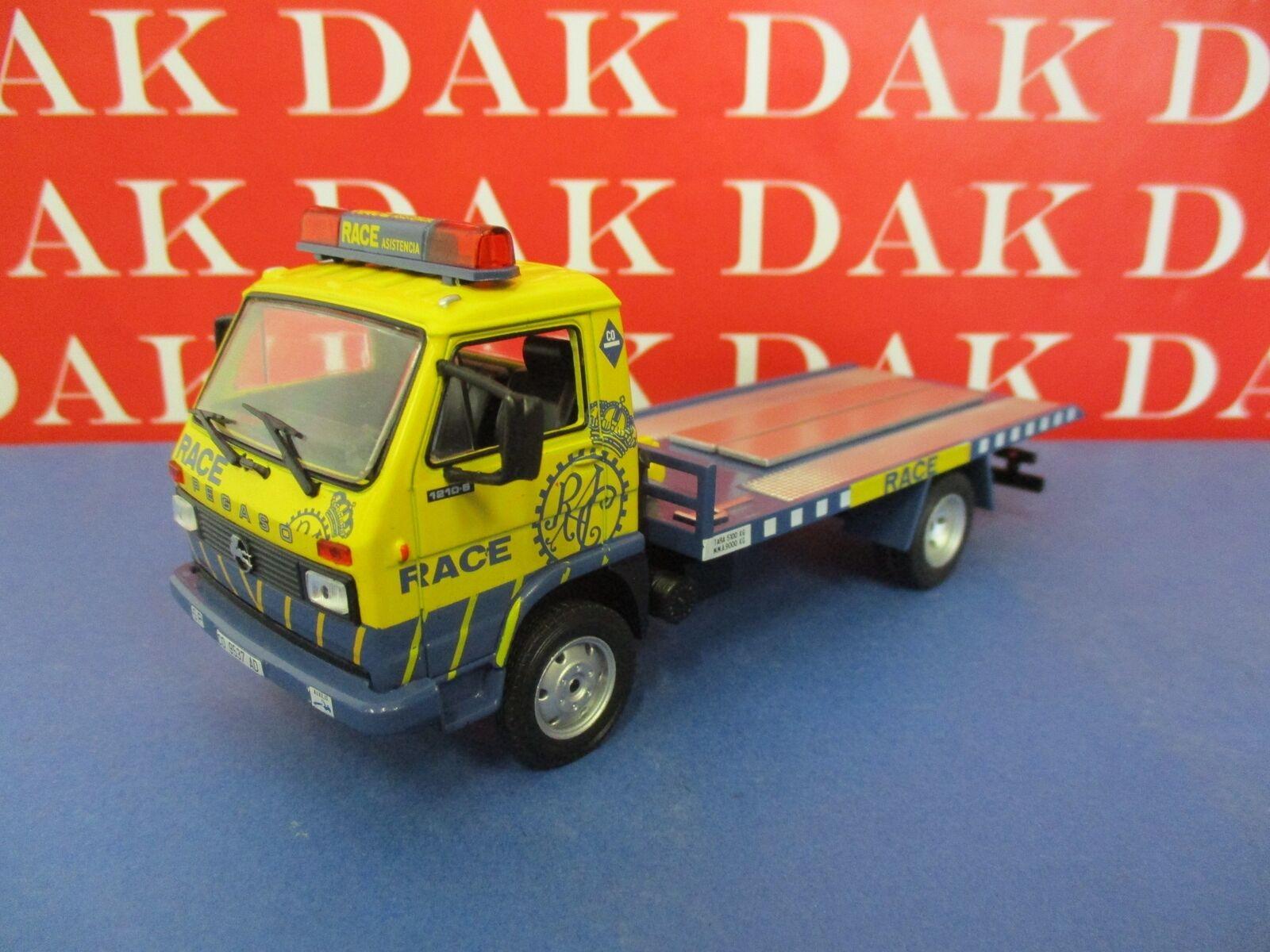 Las ventas en línea ahorran un 70%. Die cast 1 1 1 43 Modellino Camion Cochero Attrezzi Pegaso Ekus 1210 RACE 1988  disfrutando de sus compras