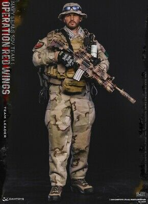 Damtoys Action Figures Tactical Radio Set Red Wings Team Leader 1//6 Scale