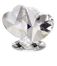 Carlucci Italian Crystal Oyster Shell w// Faux Pearl Figurine