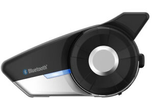 Brand NEW SENA 20S EVO BLUETOOTH 4.1 DUAL PACK HELMET COMMUNICATOR RADIO