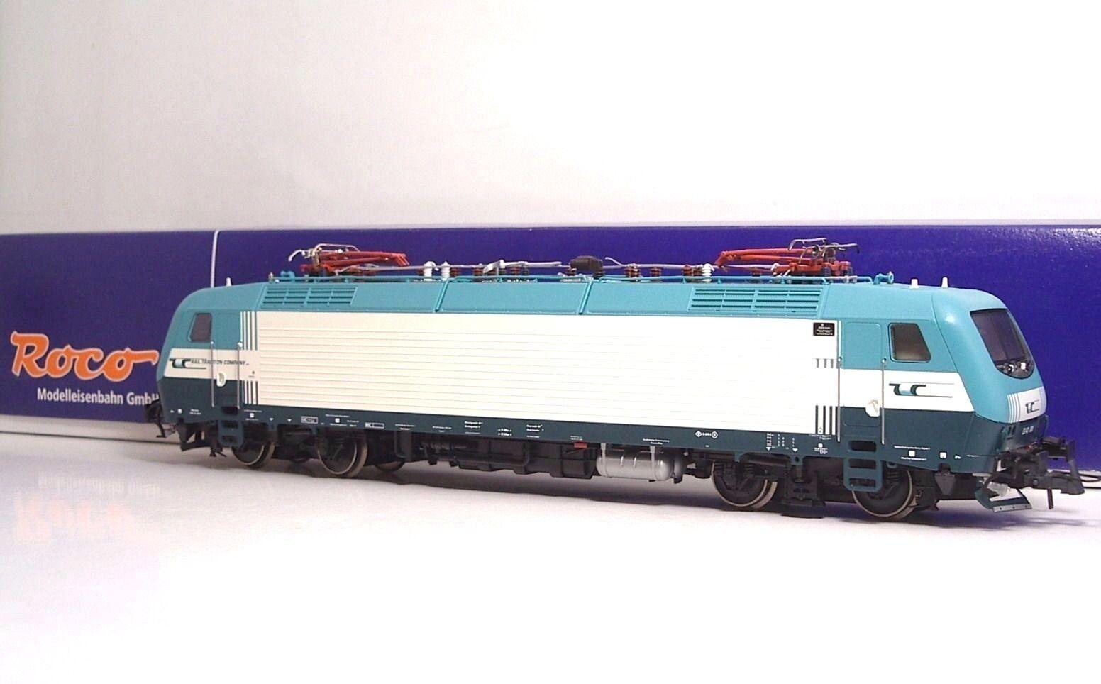 ROCO 62559 RTC EU43-008 Rail TrAcción Company Ep V