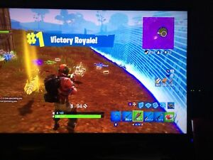 Details About Xbox One Fortnite Wins