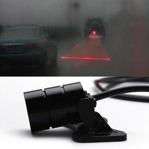Anti-Collision-12V-Car-Laser-Taillight-Fog-Lights-Parking-Lamp-Warning-Light
