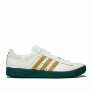 Hommes-Adidas-Originals-Forest-Hills-Baskets-en-Blanc