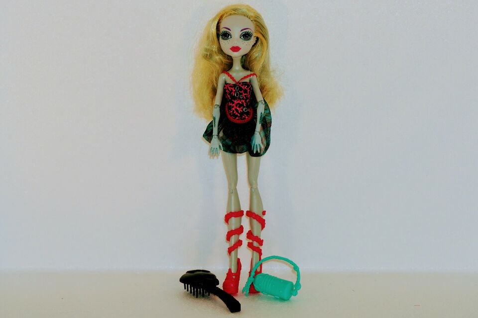 Andet, Monster High