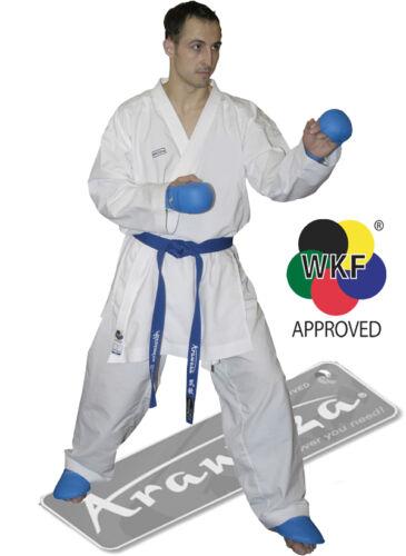 WKF Kumite Gi Karate Arawaza Opal