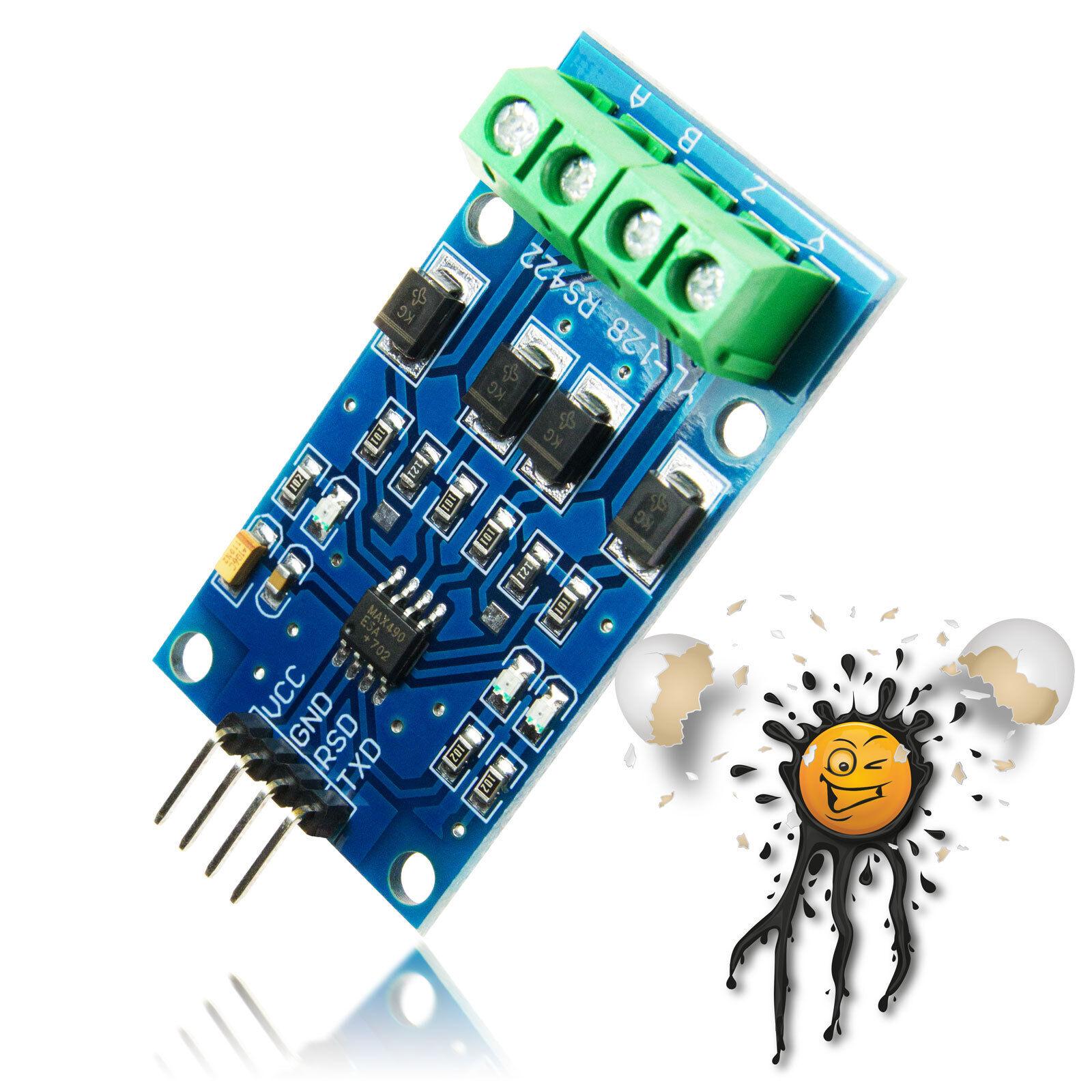 Componenti elettronici Rs422 can v2 b bus SPI Convertitore