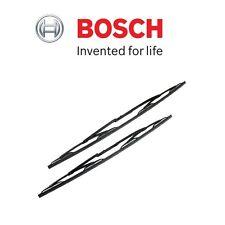For BMW E39 525i 528i 530i 540i M5 Front Windshield Wiper Blade Set OEM BOSCH
