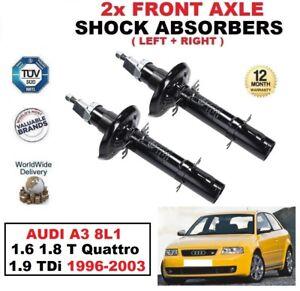 2-x-Amortisseurs-avant-Kit-pour-Audi-A3-8L1-1-6-1-8-T-quattro-1-9-TDI-1996-2003