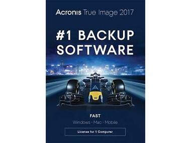 Acronis True Image 2017 1 Device