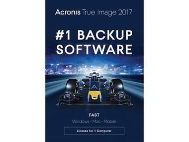 Acronis True Image 2017 1 Device