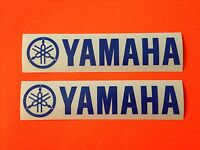 Yamaha Decals Stickers ★ 2 Pack ★ R1 R6 Track Stunt Race Bike Bodywork Sponsor