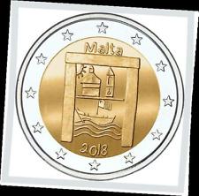 2 EURO *** Malta 2018 *** Cultureel Erfgoed Patrimoine Culturel *** 2018  !!!