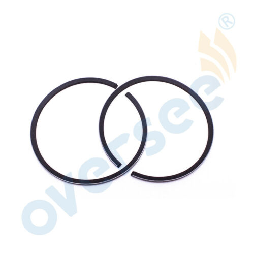 New 61N-11604-00+025 Outboard Piston rings For YAMAHA Outboard Motor 25B//30H