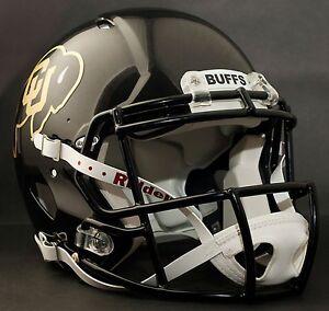 COLORADO-BUFFALOES-MINI-Football-Helmet-Nameplate-034-BUFFS-034-Decal-Sticker