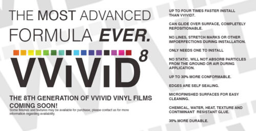 "Vvivid 12/"" x 48/"" silver white reflective vinyl car wrapping decal"