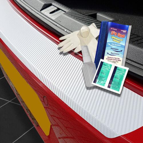 In Vinile Protezione per Paraurti FORD Focus MK3 Hatchback 5 PORTE 2011 Kit V