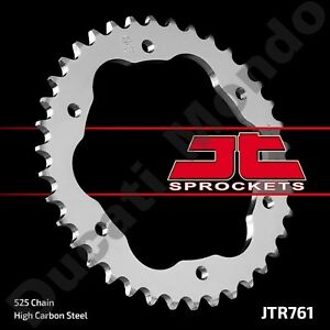 Rear-sprocket-38-tooth-JT-steel-525-Ducati-1098-1198-Panigale-1199-1299-M1200