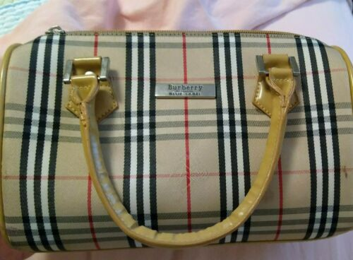 Burberry Small Satchel