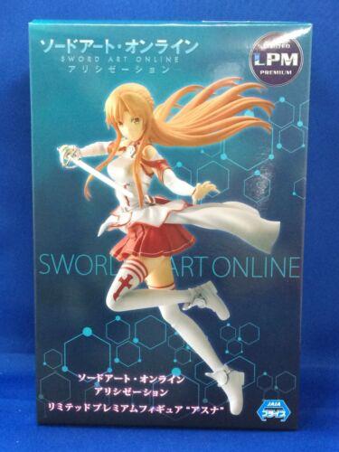 Asuna LPM Limited Premium Figure Sword Art Online the Movie Ordinal Scale Sega