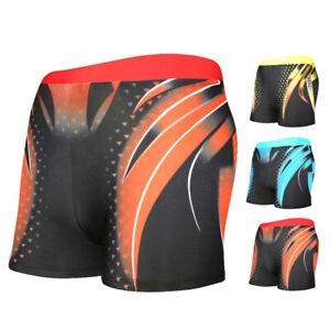 Men/'s Boxer Briefs Swimming Swim Shorts Trunks Swimwear Beach Pants Underwear