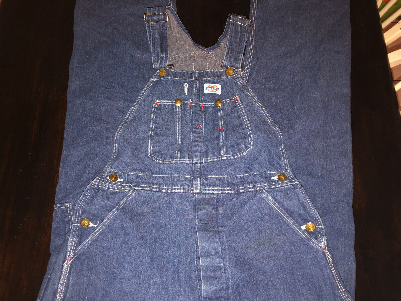 Dickies Overalls Size 31X32 - image 2