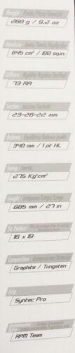 4 3//8 Babolat Aeropro Lite Gt 2013 gripsize nerveuses l3