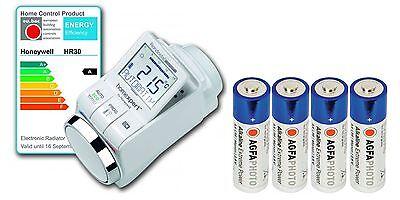Comfort Plus Heizkörper digitales Thermostat 5-30 °C HONEYWELL Homexpert HR 30