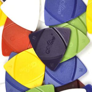 100-pcs-lot-Alice-Triangle-ABS-Guitar-Picks-3-Gauges-in-1-Thin-Medium-Heavy