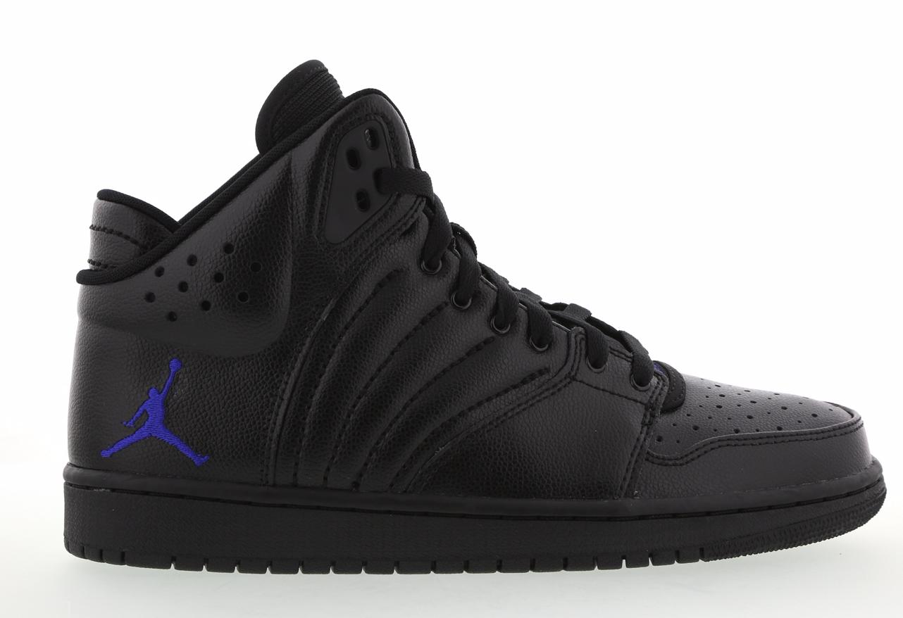 Nike Air Jordan 1 Flight 4 Premium Black Blue 42 Neu retro Max Free Yeezy cortez