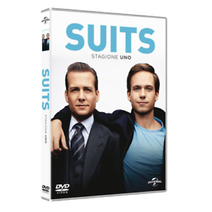 Suits-Stagione-01-3-Dvd-Dvd-Nuovo