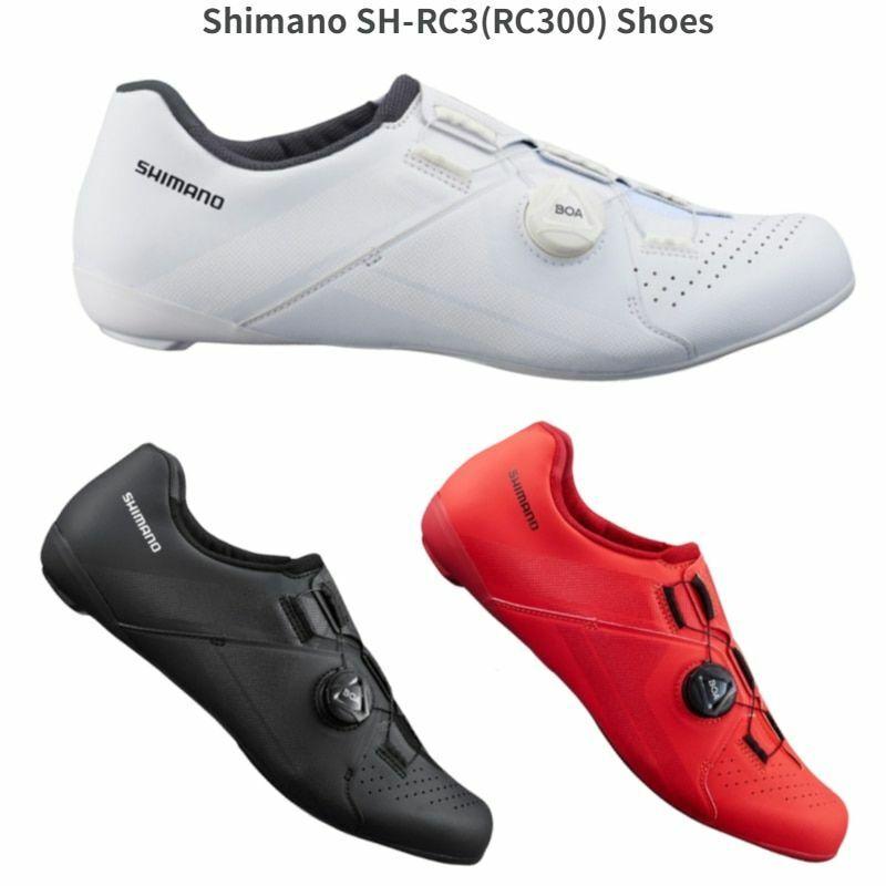 SHIMANO SH-RC3 Fahrradschuhe Black Schuhgr/ö/ße EU 43 2021 Rad-Schuhe Radsport-Schuhe