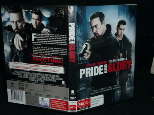 1 of 1 - PRIDE AND GLORY (DVD, MA 15+)