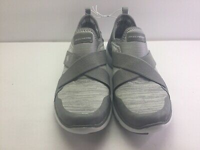 Sneakers Size 7.5 Gray/Pink Lite Weight