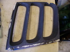 1973 DODGE CHARGER TINTED DS QUARTER WINDOW LOUVER #3674885