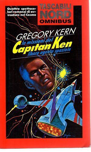 G.Kern LE MISSIONI DEL CAPITAN KEN Nord 1991