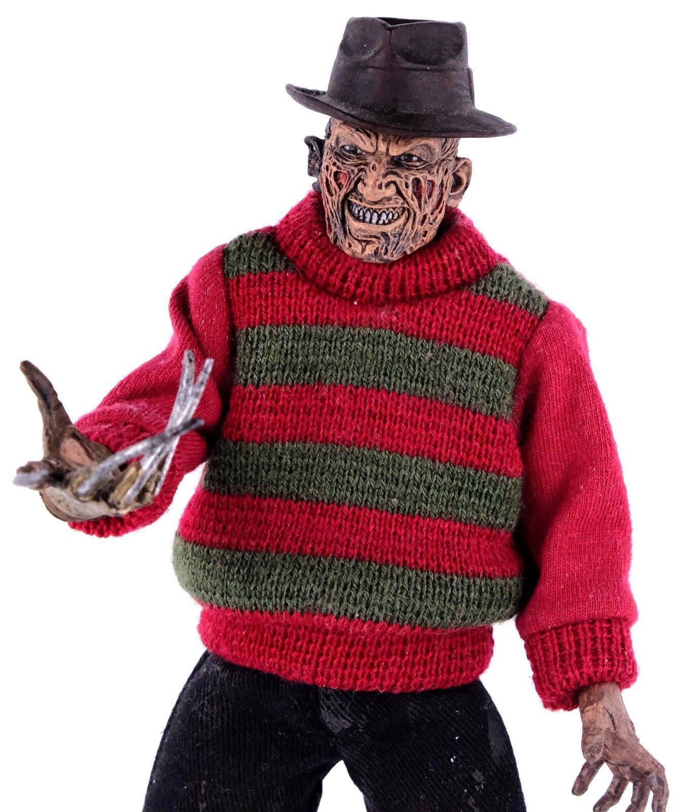 NECA A Nightmare on Elm Street Street Street Freddy Krueger Figure Horror T2 74fd4e