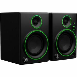 Mackie CR4BT 4034 Creative Reference Multimedia Monitors  Pair CR4BT BlueTooth - Rochester, New York, United States - Mackie CR4BT 4034 Creative Reference Multimedia Monitors  Pair CR4BT BlueTooth - Rochester, New York, United States