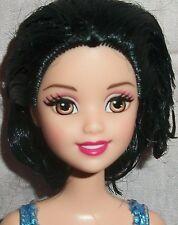 Disney Snow White Teen Painted Leotard & Skirt Barbie Doll 4 OOAK or Play E1101