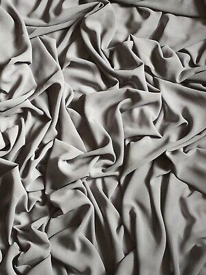 "1 x Meter Royal blue Chiffon Fabric 58"" Wide Soft Sheer Bridal Dress Making"