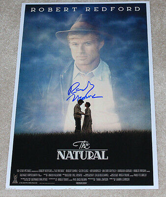 Randy Newman Signed Authentic 'the Natural' 12x18 Photo W/coa Proof Composer Autographs-original