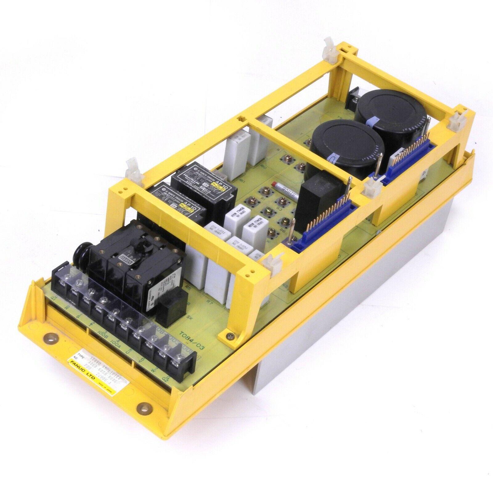 Fanuc A20B -1003-008