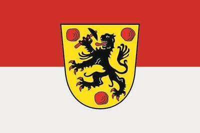 Fahne Flagge Einhorn Motiv Nr 1  30 x 45 cm Bootsflagge Premiumqualität
