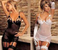 New Women's Sexy Lingerie Nightwear Underwear Ladies Sleepwear Babydoll+G-String