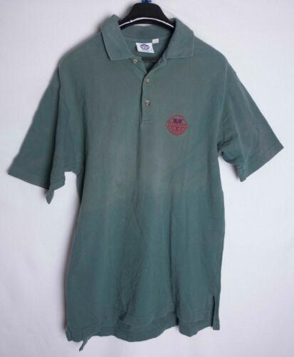 Vuarnet Vintage Vtg Polo Shirt Green size M *G1710